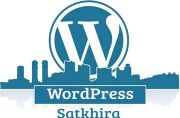WordPress Satkhira logo